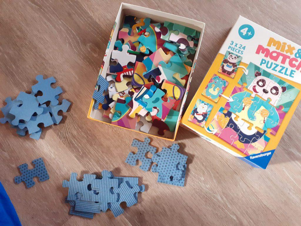 Mix & Match Puzzle