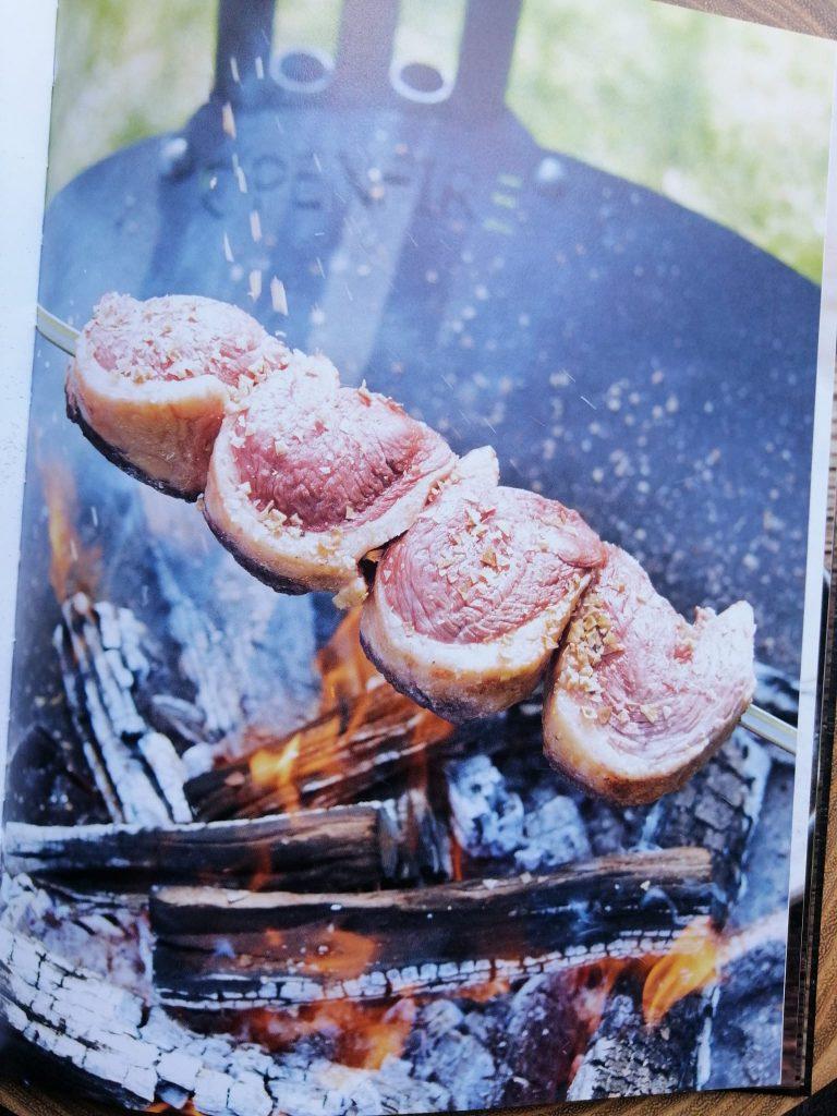 BBQ en outdoor