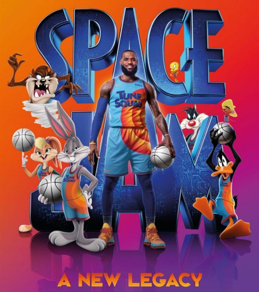 De nieuwste Space Jam film: a new legacy