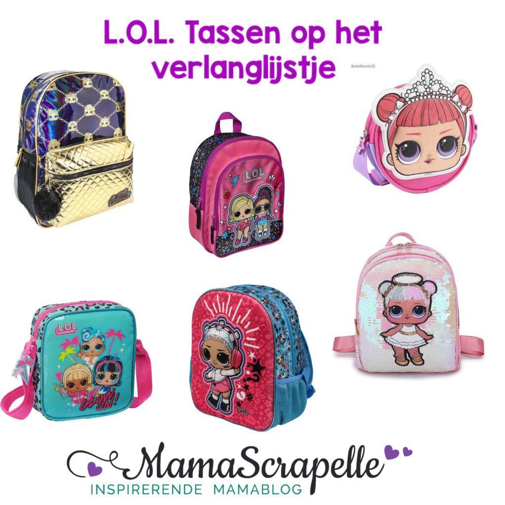tassen voor meiden