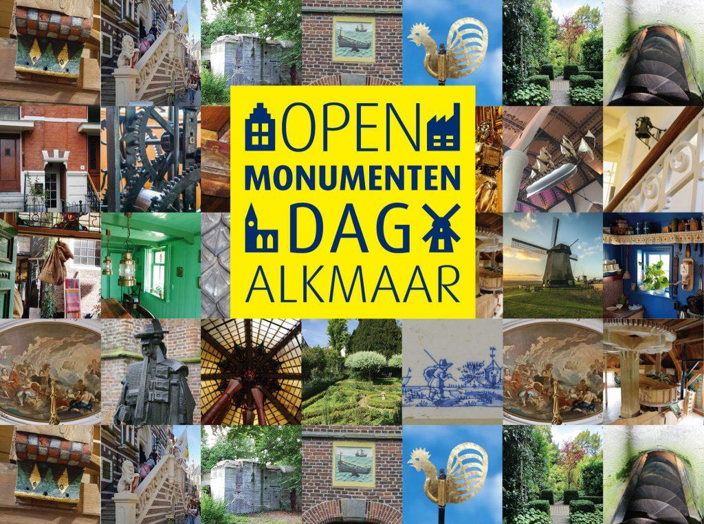 open monumentendag met kinderen alkmaar