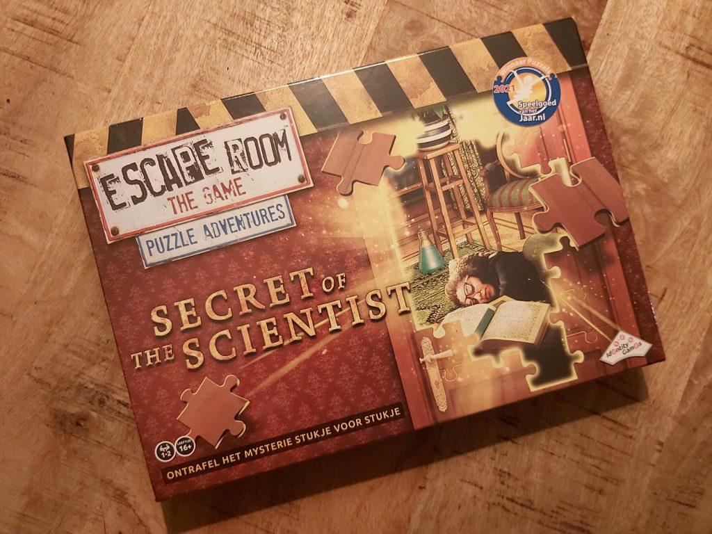 escape room puzzle adventures