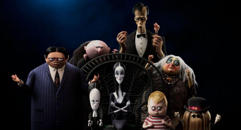 leuke kinderfilms addams family